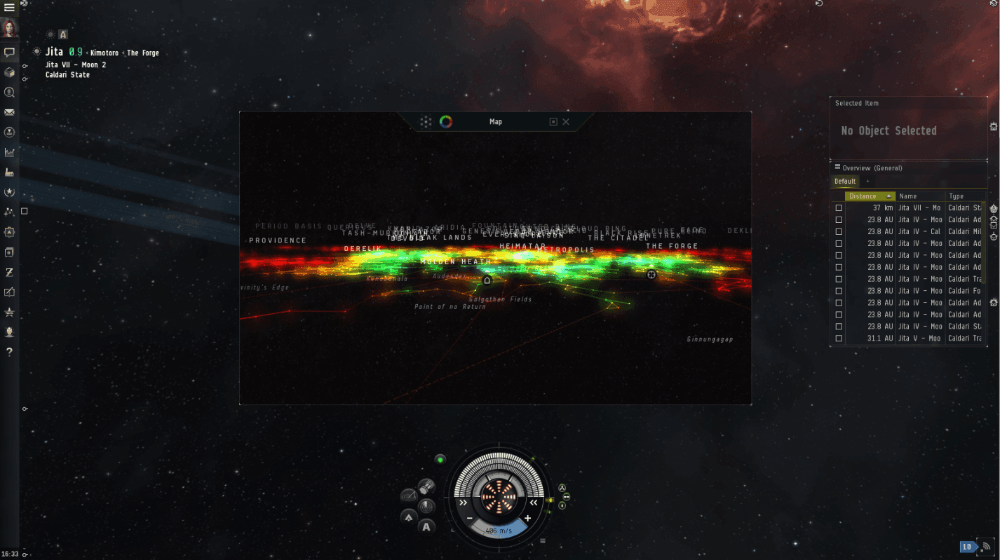 Dev Blog: X Marks The Spot – The New Star Map Is Out Of Beta