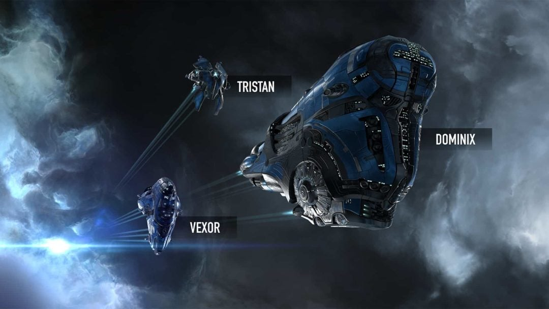 Dev Post: Introducing the three ships of Fanfest 2015