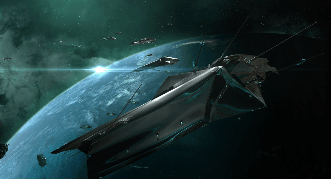 Massive fight breaks out between Capsuleers and Drifters in Sarum Prime