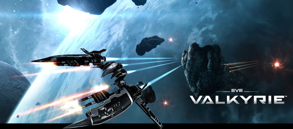 EVE: Valkyrie Gameplay Trailer from Fanfest 2015