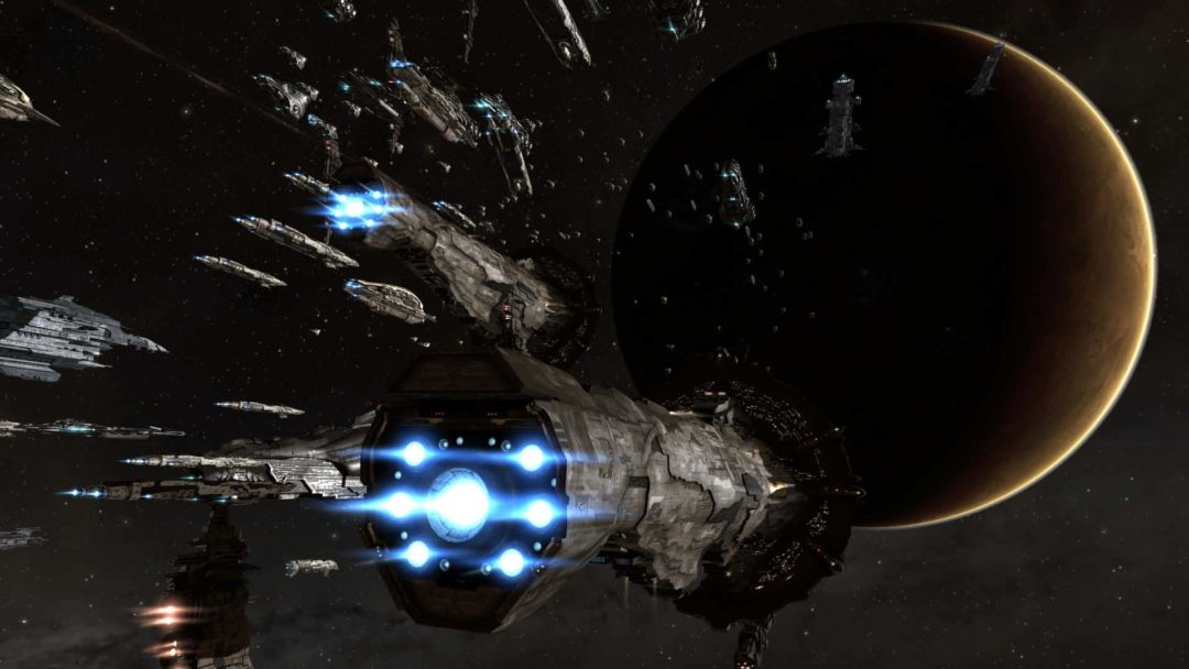 RvB fleet event draws in over 300 pilots into massive fight in 9UY4-H and Y-MPWL