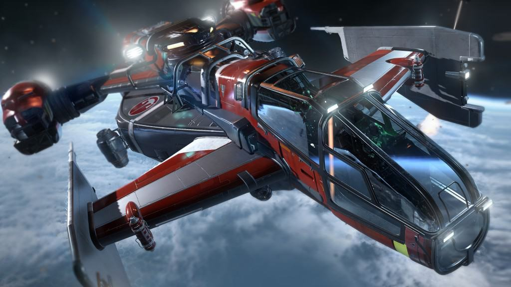 Star Citizen 2.2 Released to the Public