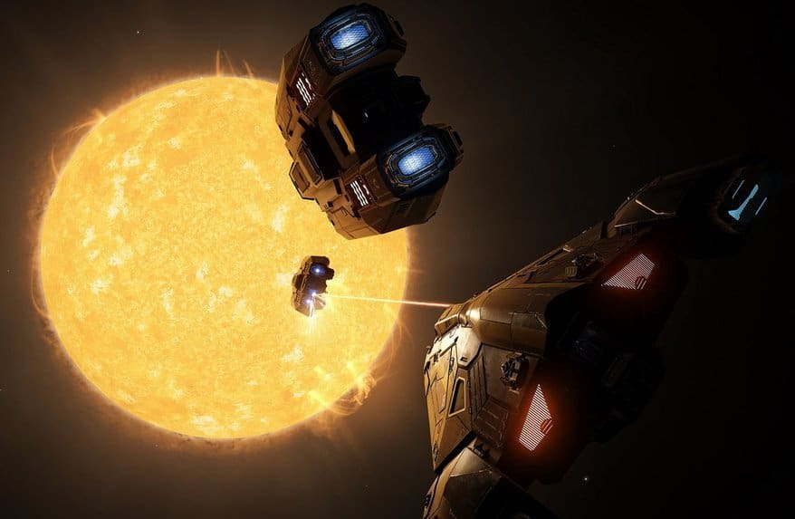 Elite: Dangerous announces support for VR platform Vive, and SteamVR