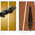 Dev Blog - State Of The Art - The EVE Online Print Set