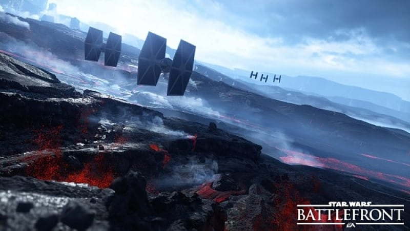 Star Wars: Battlefront Shows off Fighter Squadron Mode