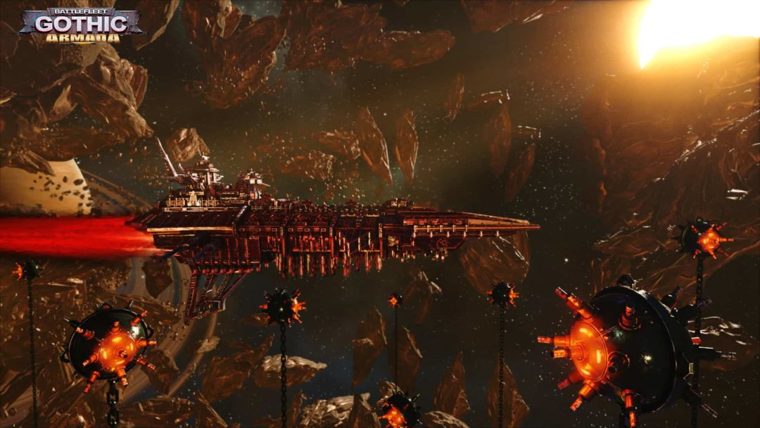 Battlefleet Gothic: Armada Preview