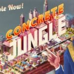 Concrete Jungle – A City Planning Deck-Building Game Preview