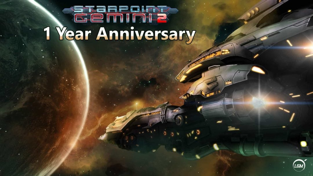 Starpoint Gemini 2 Launches on Xbox One