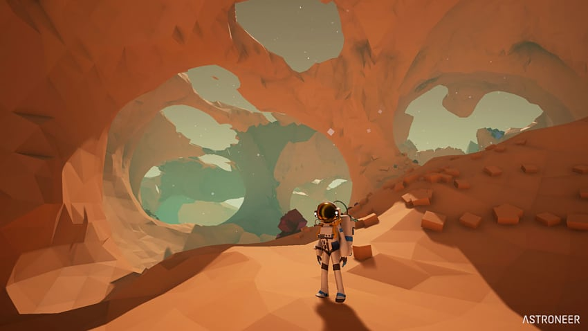Astroneer, Open-World Planet Exploration Game Revealed