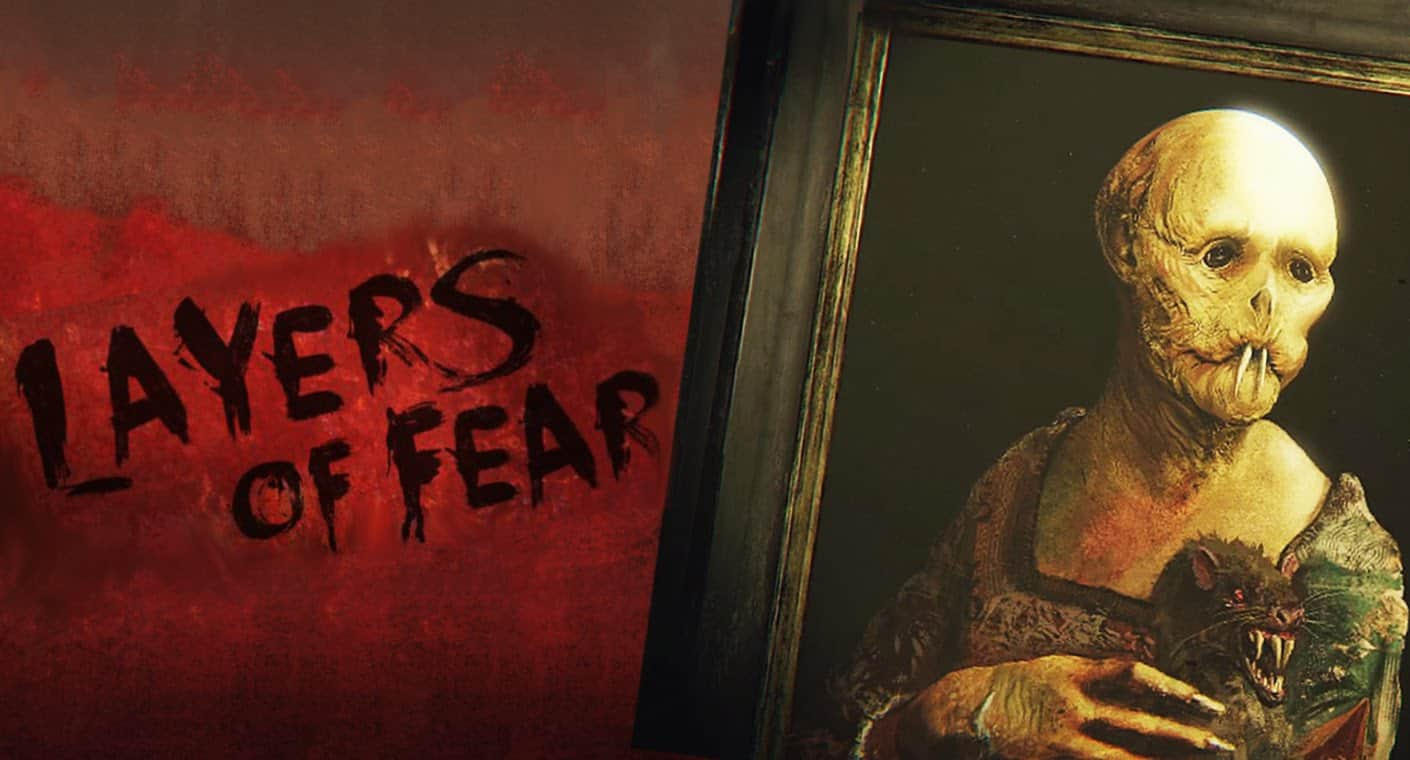 Layers of Fear and QUBE 2 now free on Epic Store, SOMA and Costume Quest free on Halloween