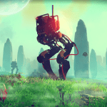 Hello Games' Sean Murray shows off more No Mans Sky gameplay