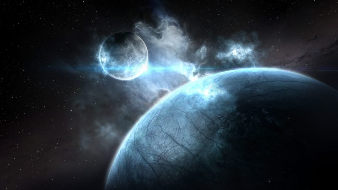 EVE Online Planets