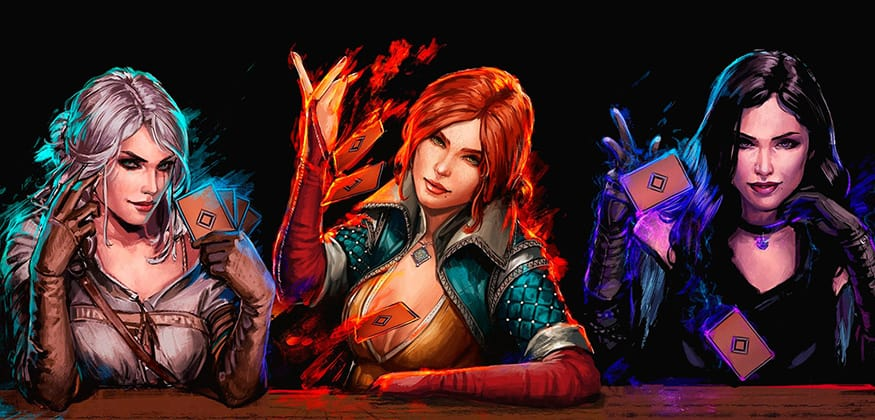 GWENT: The Witcher Card Game opens full launch with special pack