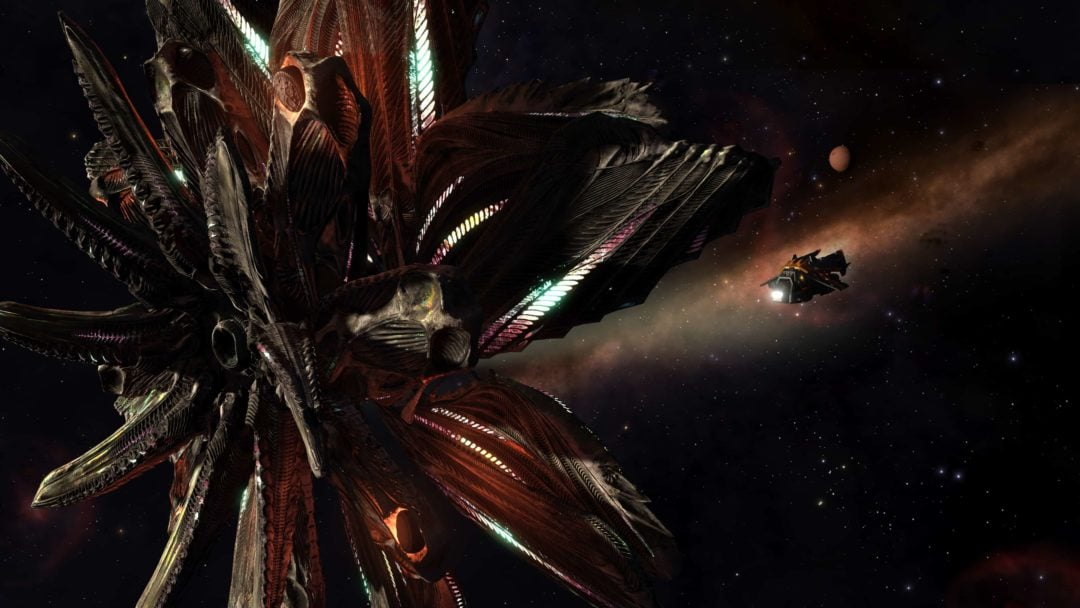 Thargoids in Elite: Dangerous have begun attacking stations