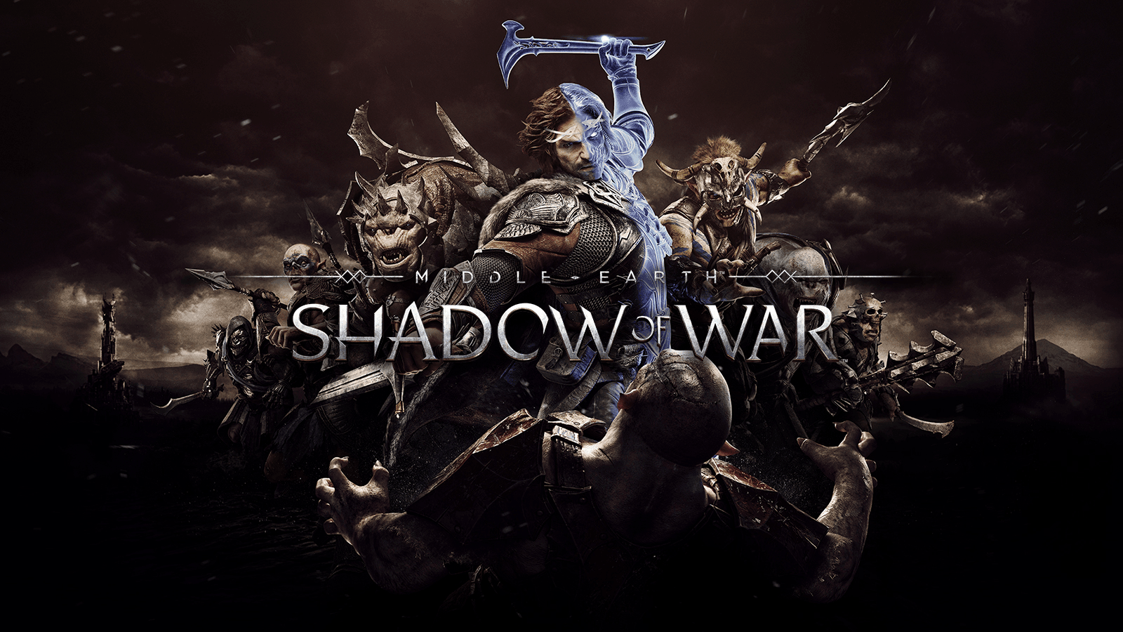 Official Shadow of War Friend or Foe Interactive Trailer