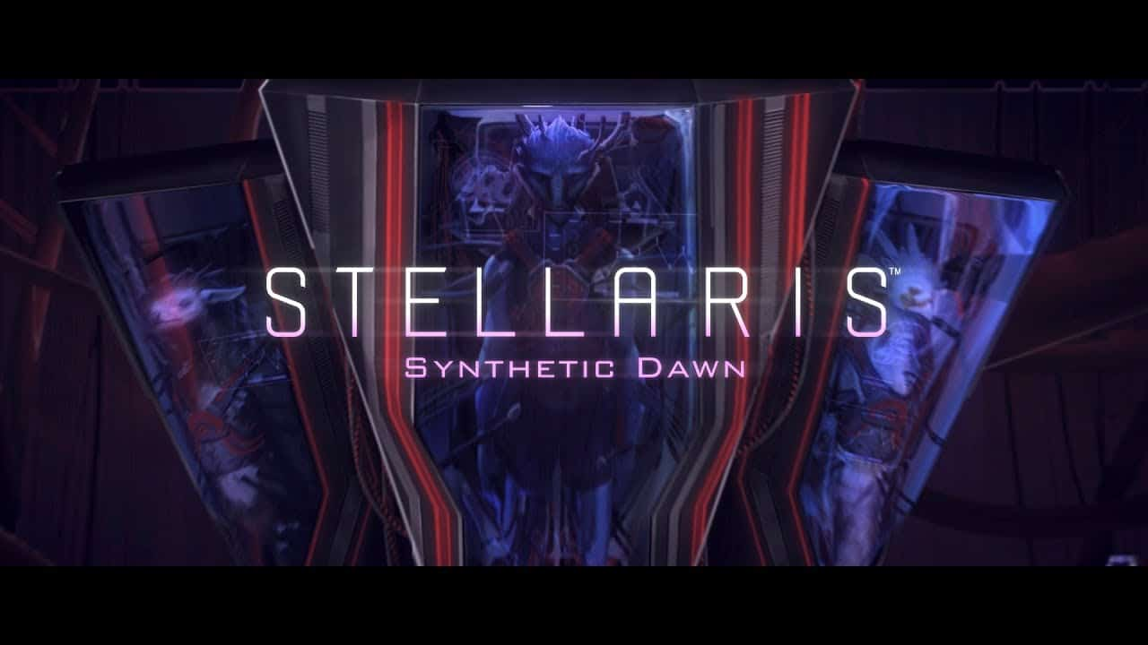 Stellaris: Synthetic Dawn Feature Breakdown and 1.8 Details