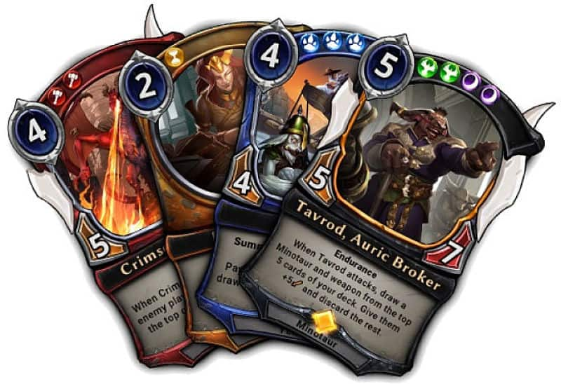 New Adventure In Eternal CCG Adds 16 PvE Battles And 23 New Cards