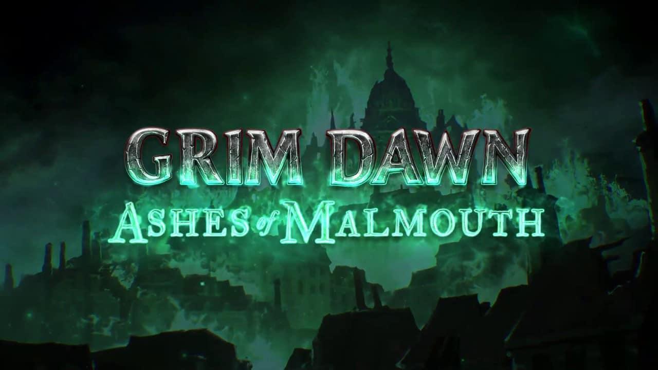 "Grim Dawn Expansion ""Ashes of Malmouth"" Announced"