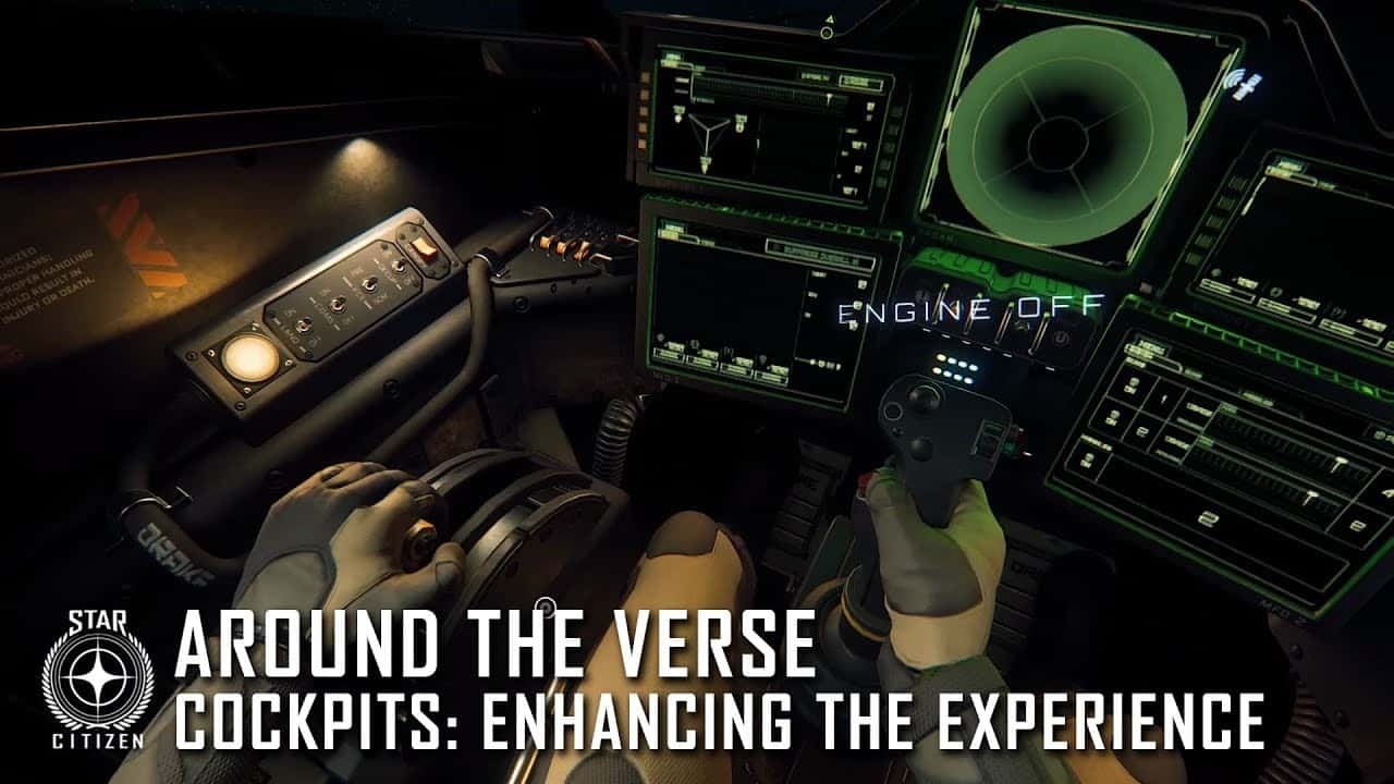 Star Citizen, CitizenCon Schedules and a new Around The Verse video