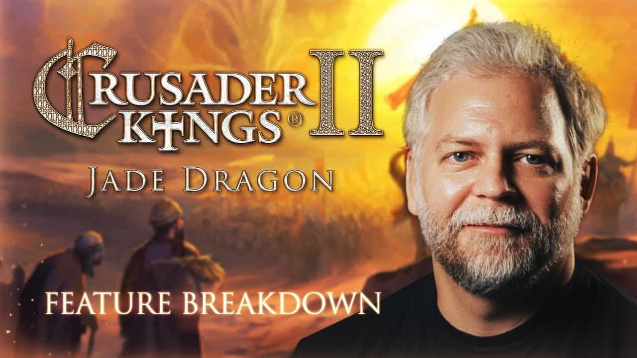 Crusader Kings 2 trailer unveils Jade Dragon DLC features