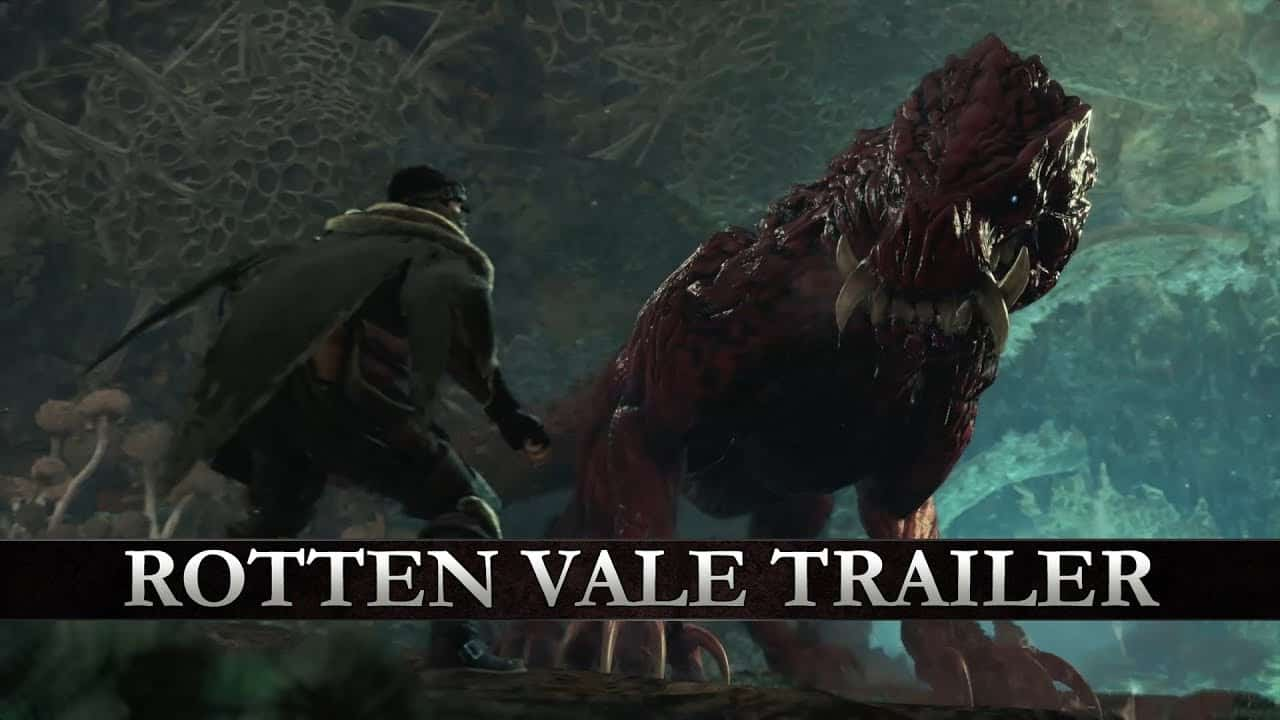 Monster Hunter World Gets New PS4 Gameplay Showing Rotten Vale