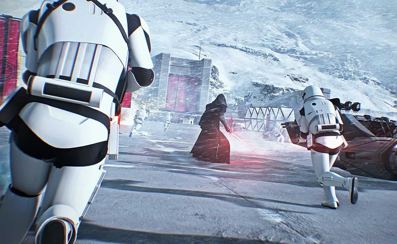 Star Wars Battlefront 2 loot boxes investigated by Belgian Gaming Commission