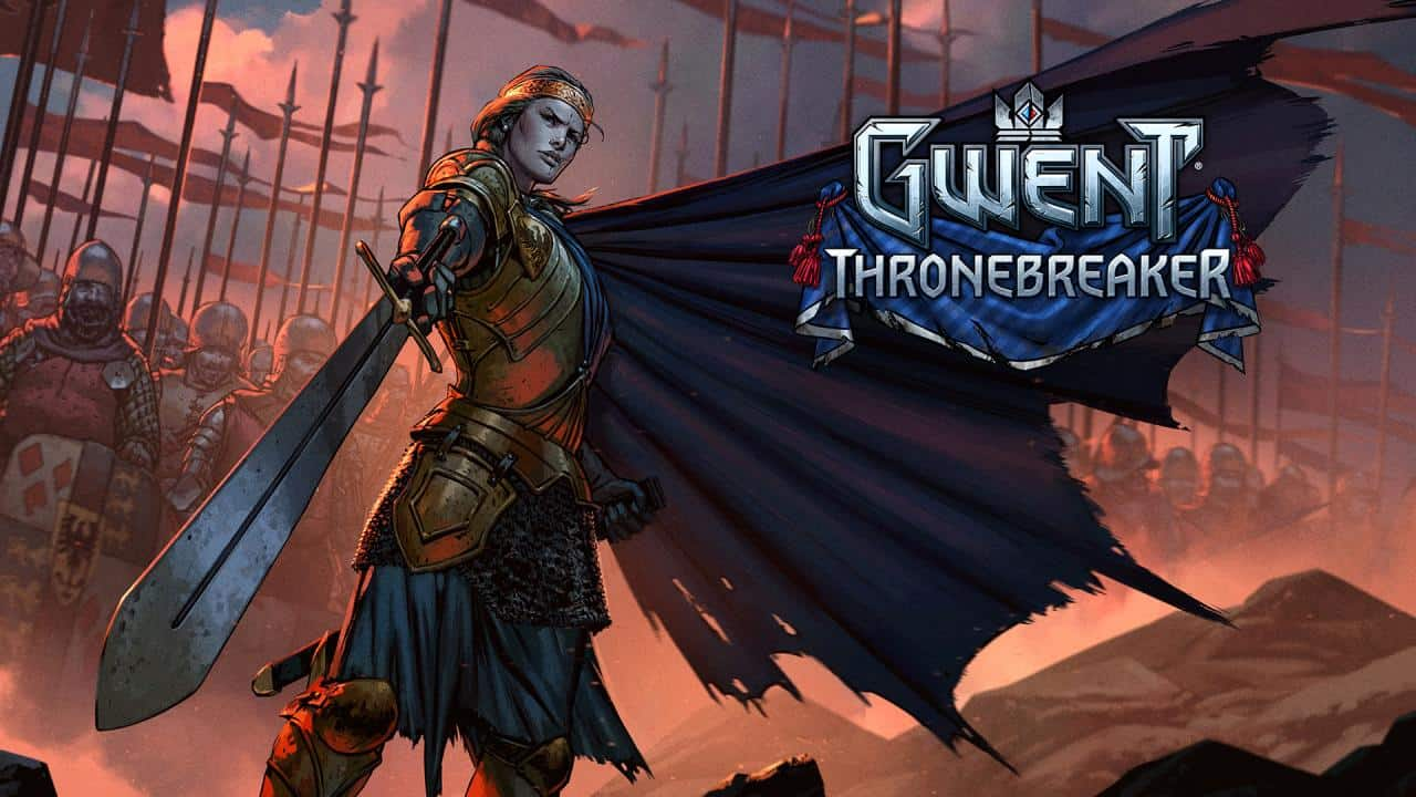 Thronebreaker story teaser released, shows new details about Geralt