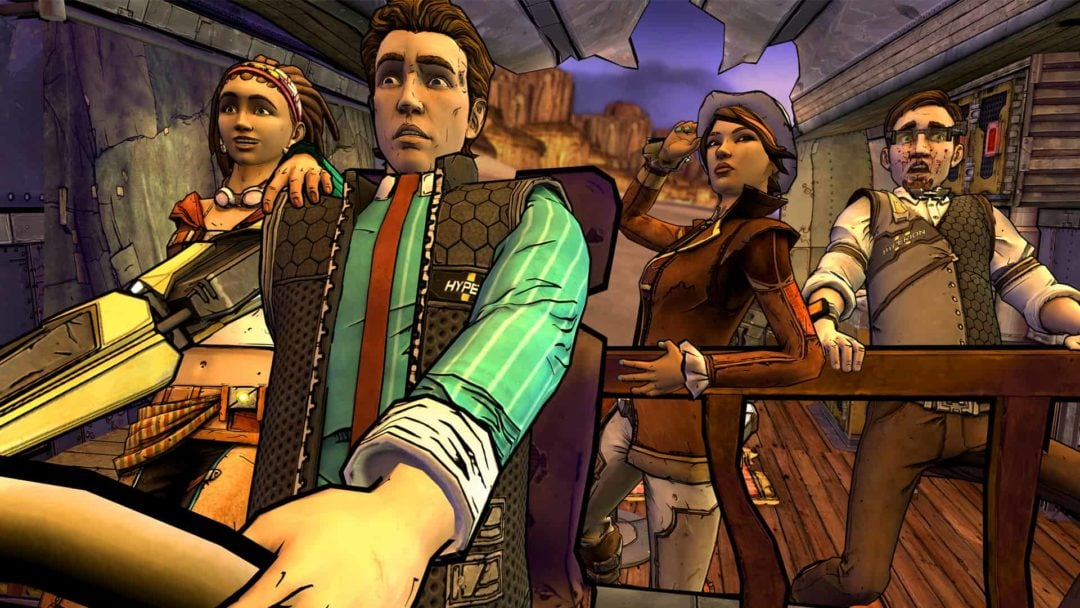 Telltale Games has laid-off the remainder of its staff