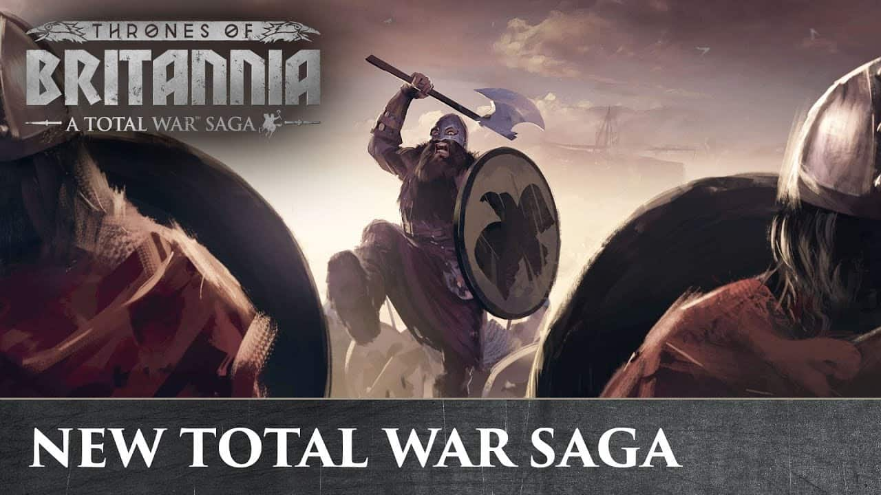 Total War Saga – Thrones of Britannia announced