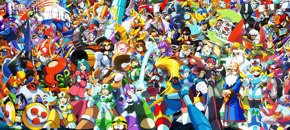 All 8 Mega Man X Games Getting Remade, Mega Man 11 For 2018