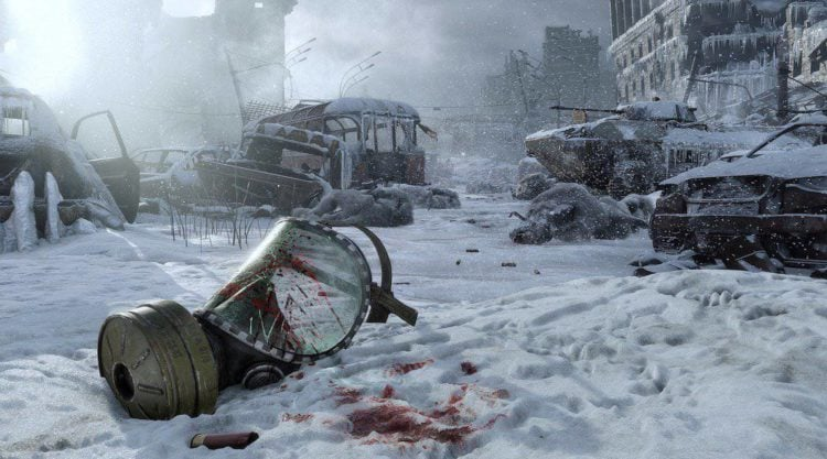 Metro Exodus will include an Epic key in physical versions