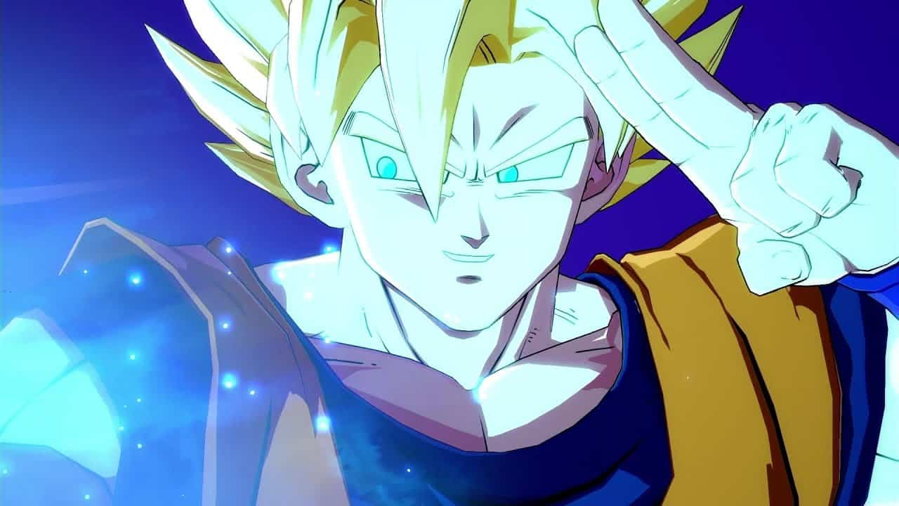 Kid Goku is coming to Dragon Ball FighterZ