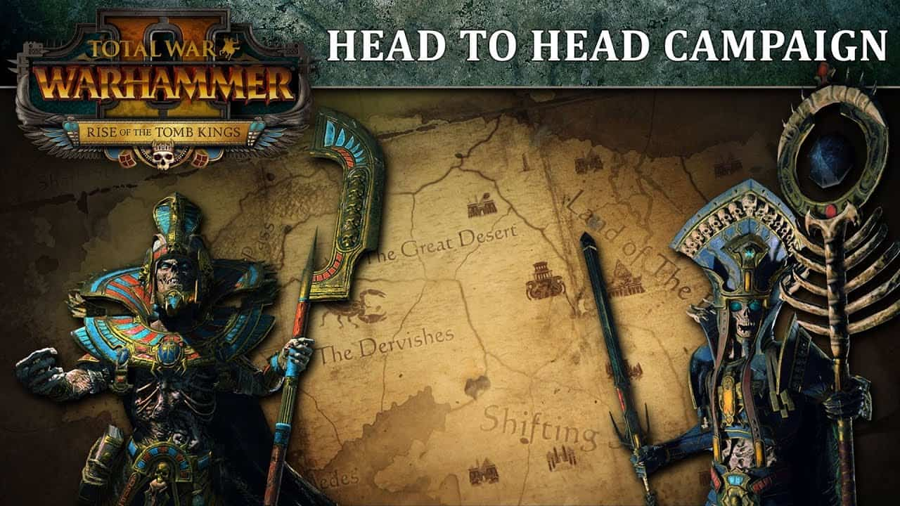 Tomb Kings Roster Revealed, Gets Trailer Too