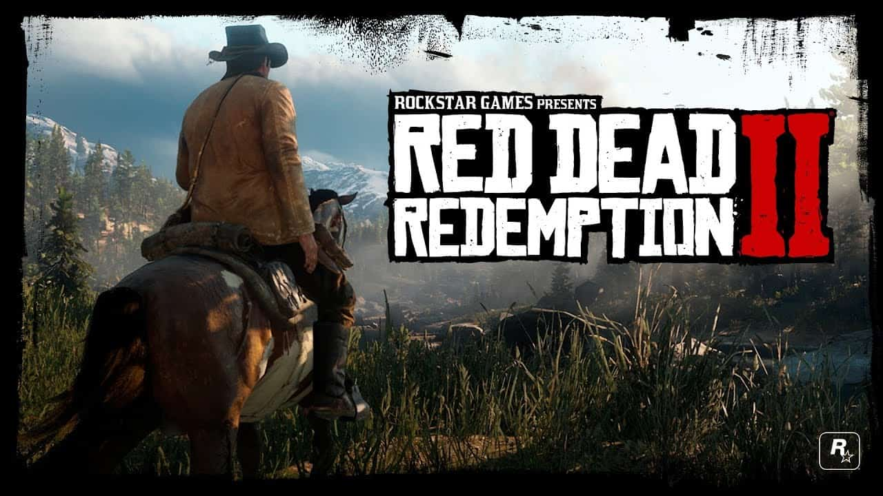 Here's the first Red Dead Redemption 2 gameplay footage