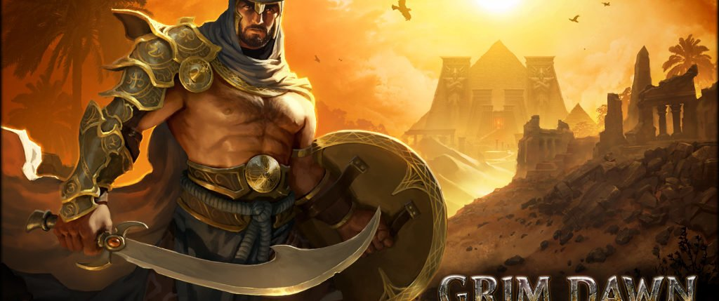 Grim Dawn Expansion Forgotten Gods