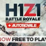 H1Z1 goes free to play later today as the battle royale genre gets crowded