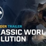 Jurassic World Evolution pre-orders are now live, check out the trailer