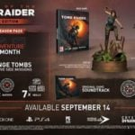 Shadow of the Tomb Raider Editions and Season Pass details