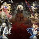 Castlevania: Grimoire of Souls announced for mobile devices