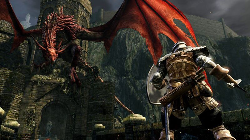 Dark Souls Remastered for Switch finally gets a release date