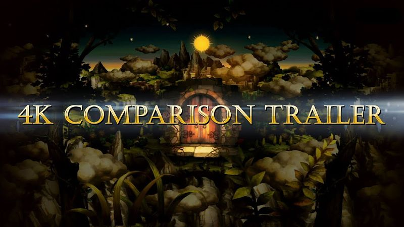 Atlus releases a new trailer for 4K Dragon's Crown on PS4 Pro