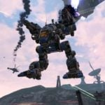MechWarrior 5: Mercenaries new destructibility trailer