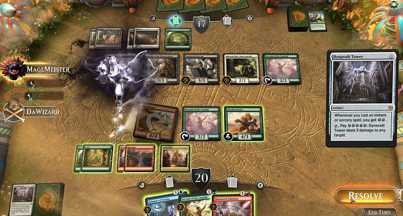 Direct Challenges Coming to Magic: The Gathering Arena | ISK