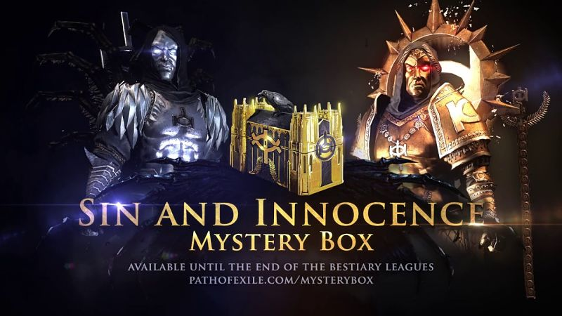 GGG temporarily reintroduces Sin & Innocence Mystery Box, adds new MTX
