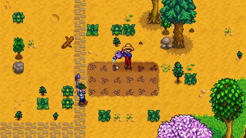 Stardew Valley Co-Op Beta Now Live on PC