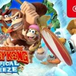 Check out the new trailer for Donkey Kong Country: Tropical Freeze