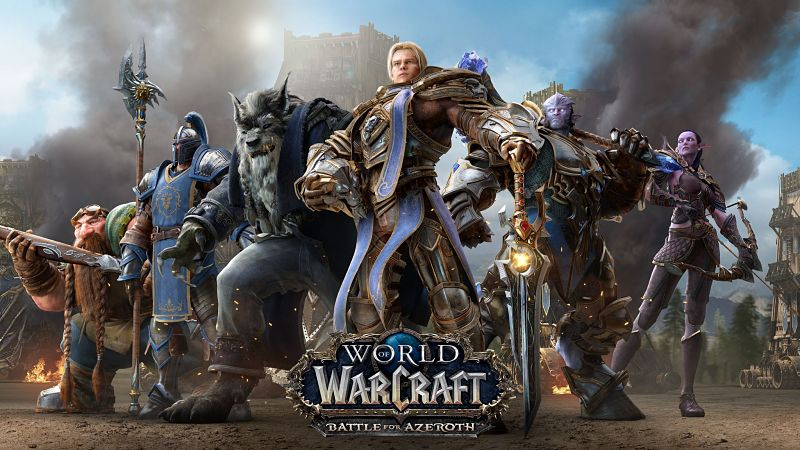 World of Warcraft: Battle for Azeroth launching in August