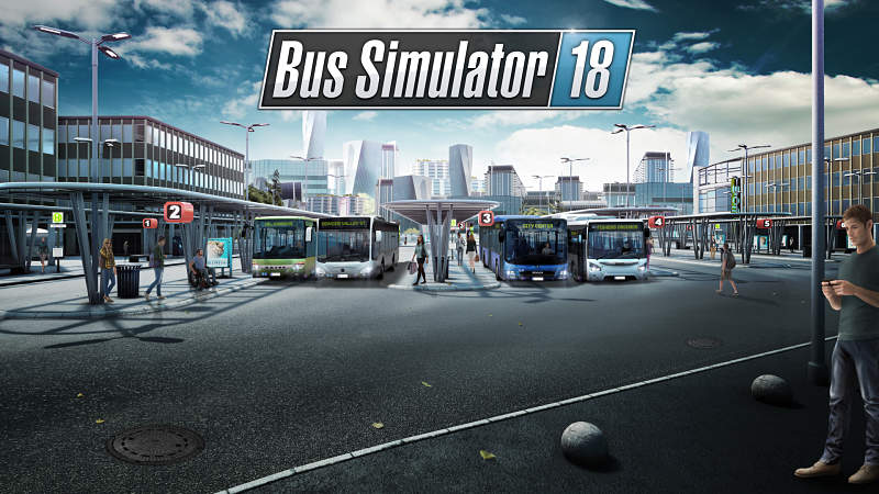 Bus Simulator 18 has another major patch