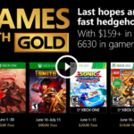 Xbox One's Games With Gold June Lineup Leaked via German Xbox Site