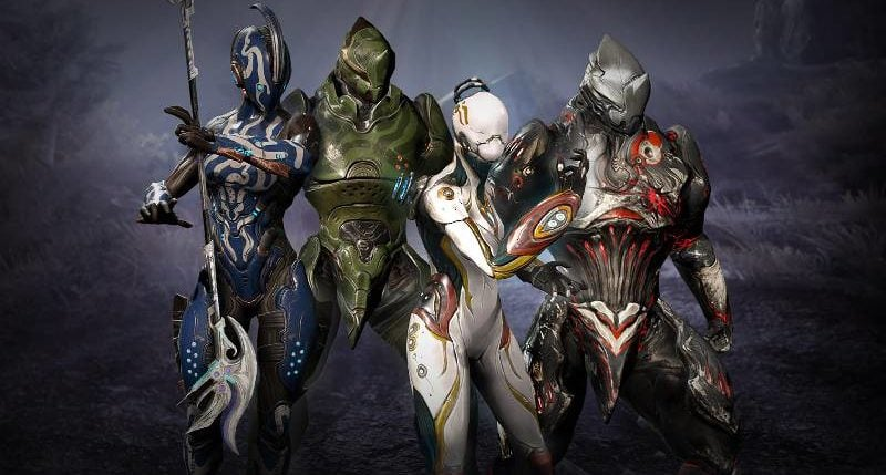 Warframe Launches Beasts of the Sanctuary Update on Consoles